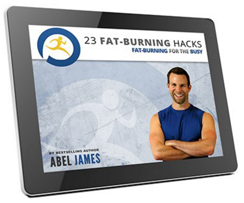 23 Fat-Burning Hacks. Fat-Burning for the Busy.