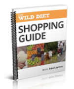 The Wild Diet Shopping Guide eBook