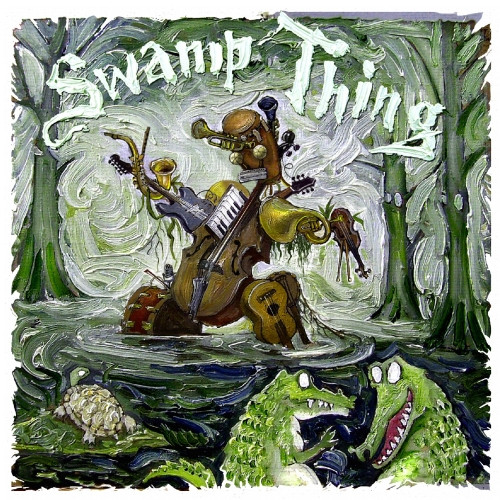 Swamp Thing Musical Album