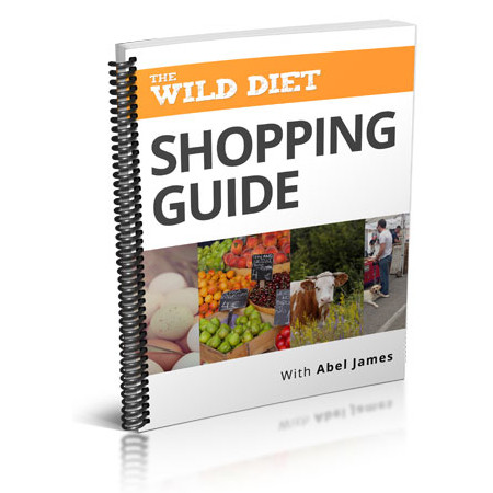 Wild Diet Shopping Guide