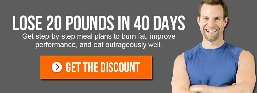 Get step-by-step meal plans to burn fat, improve performance, and eat outrageously good food: https://www.wild30.com/p/wild30system