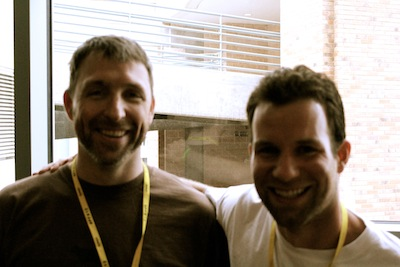 Abel James and Dave Asprey