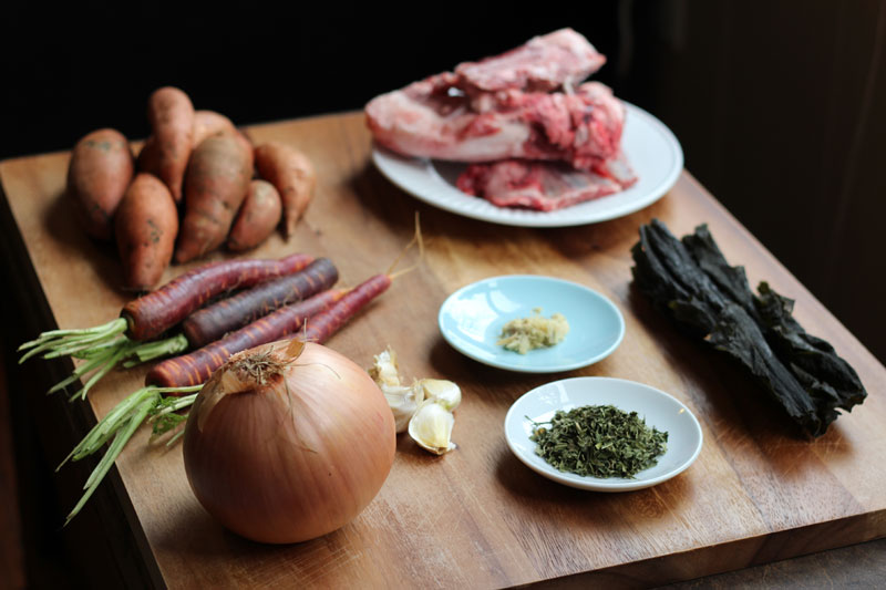 What to Do When You Get Sick, Paleo Goat Bone Soup, And Why You Should ...