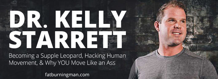 Becoming a Supple Leopard, Hacking Human Movement, and Why YOU Move Like an Ass: http://bit.ly/kellystar