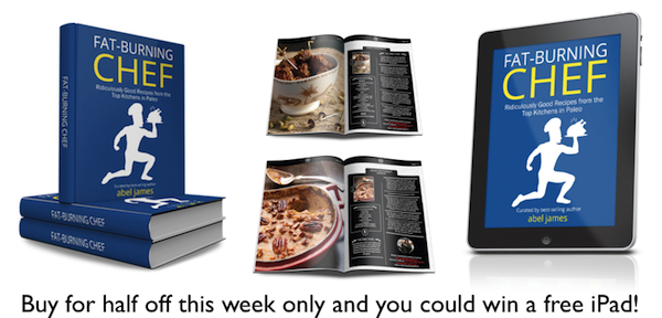 Win a Free iPad from FBChef!