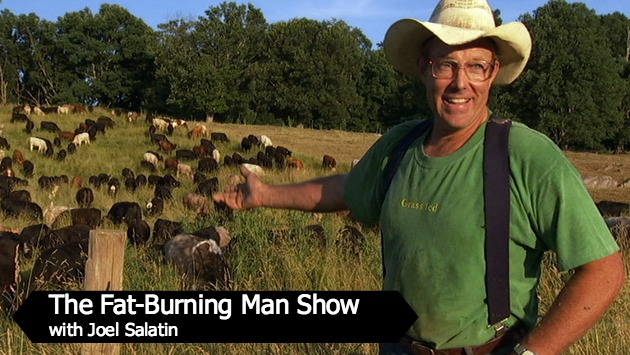 Joel Salatin on The Fat-Burning Man Show