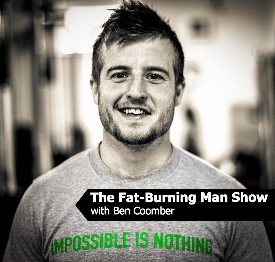 Ben Coomber on The Fat-Burning Man Show