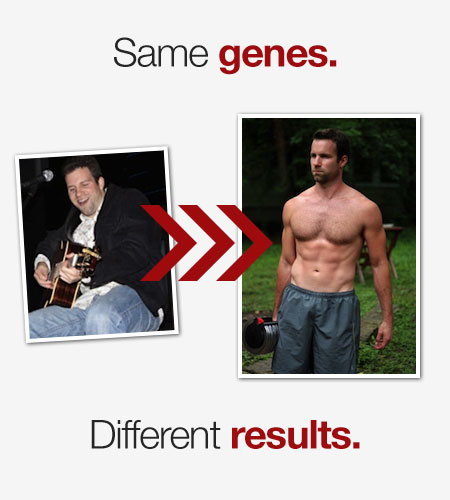 Abel James Genes Vs Diet
