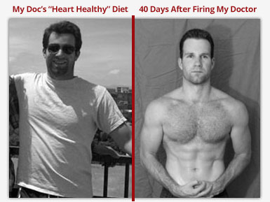 About Abel James Weight Loss Picture