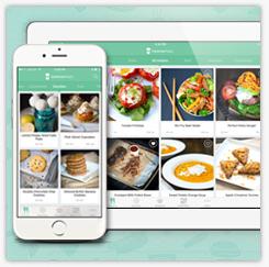 Get the #1 bestselling Paleo cookbook app: http://cavemanfeastapp.com/