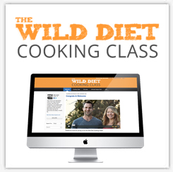 Buy the Wild Diet Cooking Class by Abel James and Alyson Rose. Delicious Fat-Burning Meals made easy, quick, and fun