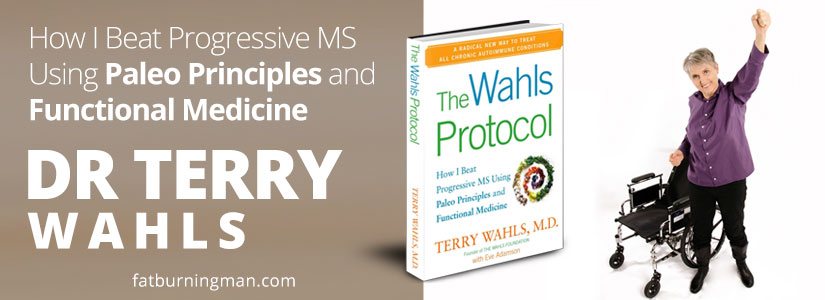 Dr Terry Wahls THe Wahls Protocol