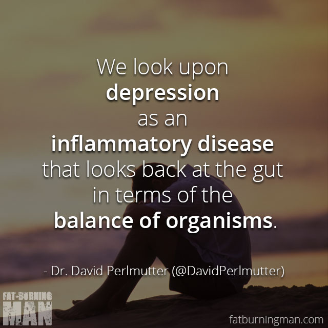Dr. David Perlmutter on the Fat-Burning Man podcast with Abel James