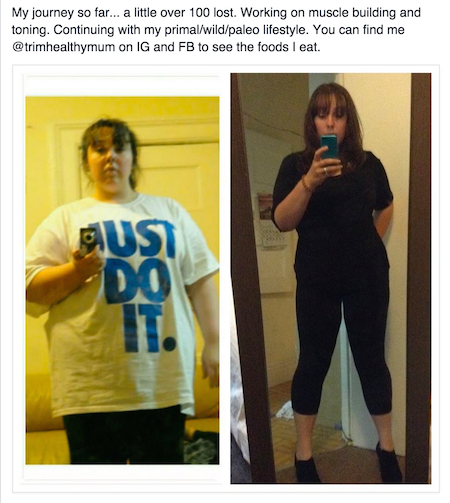 Want to see more success stories from people who tried The Wild Diet? Check it out: http://fatburningman.com/testimonials/