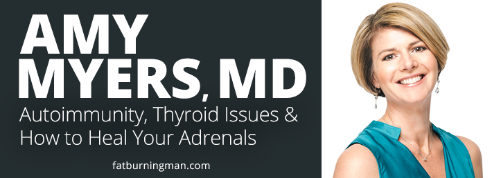 Amy Myers: Autoimmunity, Thyroid Issues, and How to Heal Your Adrenals: http://bit.ly/amyersmd