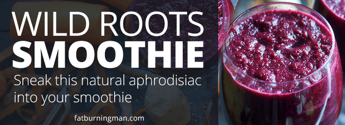 This Wild Root Smoothie is loaded with root vegetables, including beets, carrots, turnips and fresh ginger: http://bit.ly/wildrts