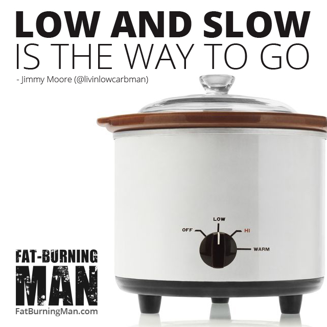 Low and Slow is the Way to Go. Crockpot, slow cooker. Electrolytes on Keto & How Many Carbs Are Right for You
