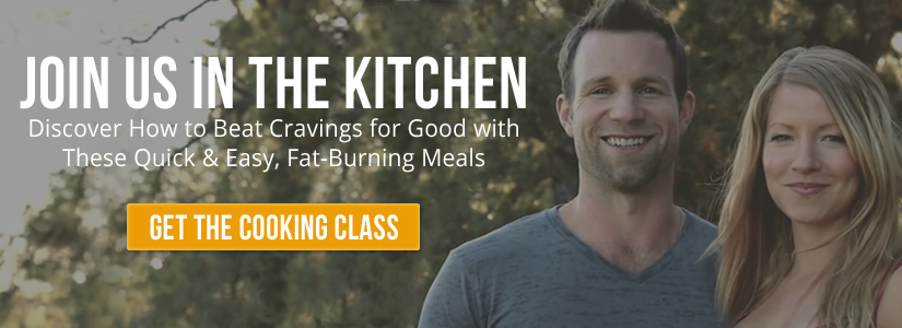 Join Abel and Alyson in the Kitchen to discover how to beat cravings for good with these quick & easy, fat-burning meals: http://fatburningman.com/cooking/