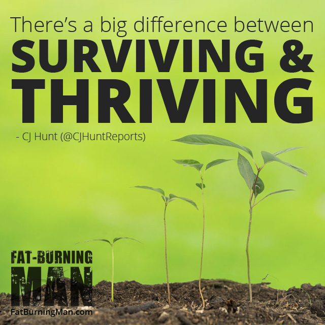 Do you live on #Paleo pancakes and #low-carb muffins? You might want to listen in on this show with CJ Hunt: http://bit.ly/cjhunt http://fatburningman.com/