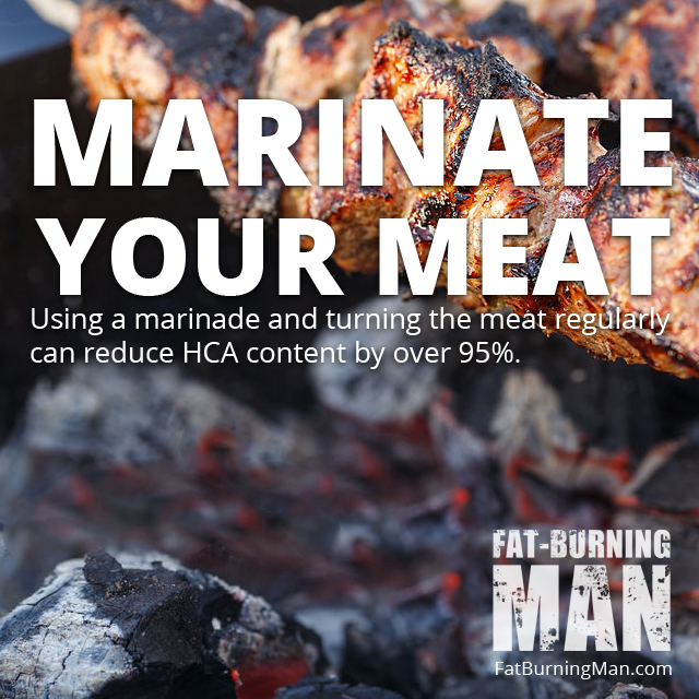 How you cook your food matters. Are you doing it right? http://bit.ly/grilldangers
