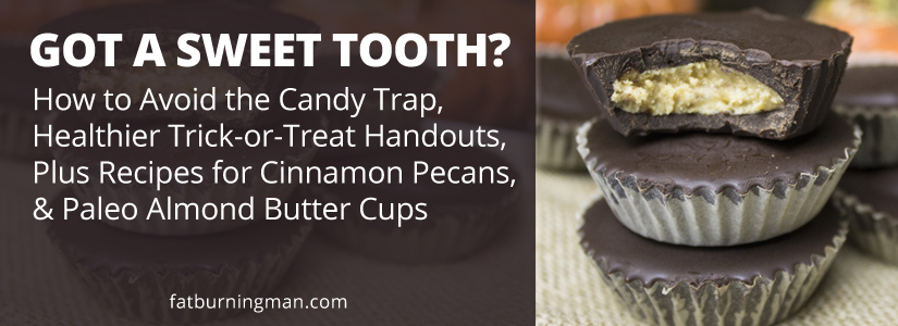 Get Wild, Paleo-Friendly treats to help you satisfy your sweet tooth this Halloween without falling for the junk: http://bit.ly/fbmtrickortreat