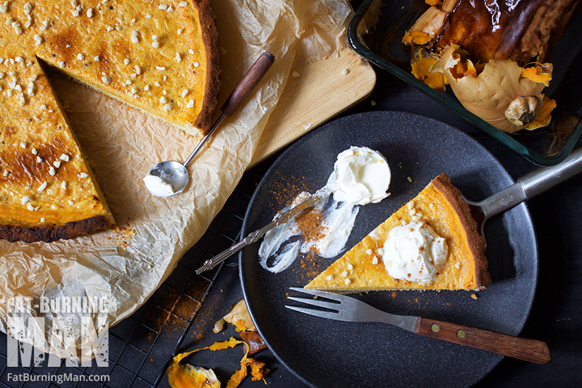 You can't make it through the holidays without an old-fashioned Pumpkin Pie: http://bit.ly/pknp1e