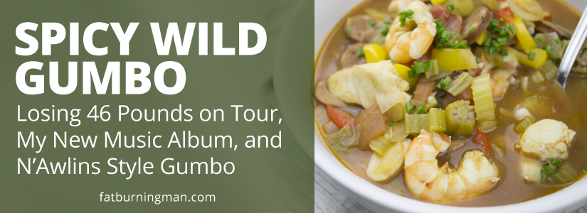 Here's a New Orleans recipe for Wild Spicy Gumbo to get you in the mood for our new album, Swamp Thing: http://bit.ly/fbmswampthing