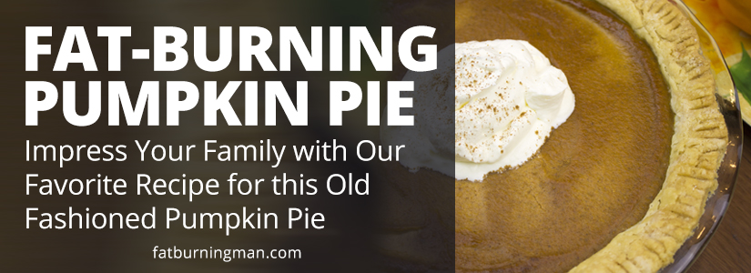 This pumpkin pie is one of our staples this time of years. If you're looking for a Wild, paleo-friendly dessert, this pie still fits into your fat-burning plan: http://bit.ly/pmknpie