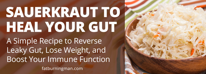 Amp up your good gut bacteria and get leaner, boost your immune system, feel more energized, sleep better, and regain your vitality. Get the recipe: http://bit.ly/wildkraut