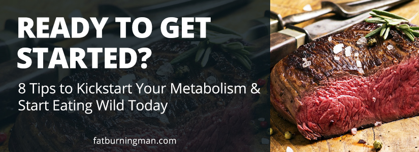 Can you really lose fat while enjoying sirloin steak, chicken parmesan, and real butter? The answer: http://bit.ly/8tipsstart