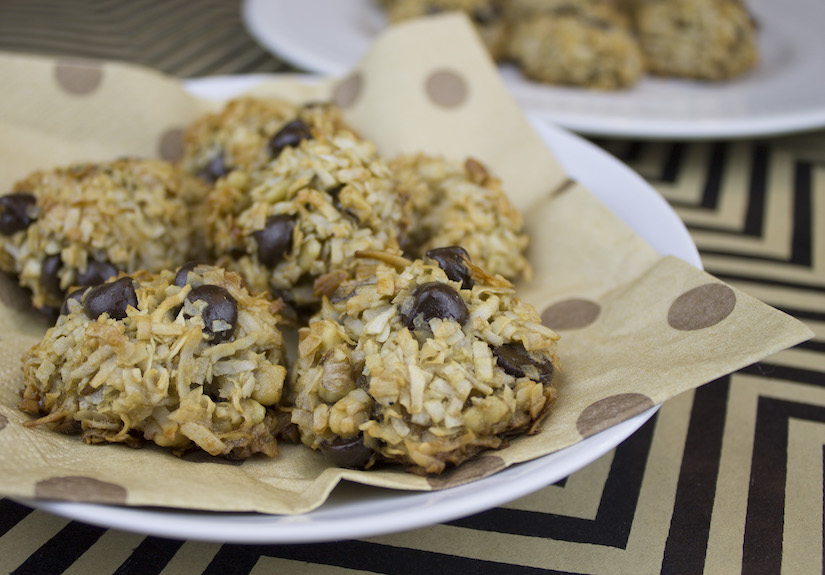 Like all of our homemade recipes, these tasty Choconut Cookies are packed with real food: http://bit.ly/choconutckie