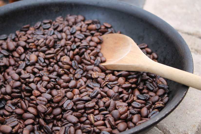Learn how to roast your own coffee beans: http://bit.ly/fatycoffee