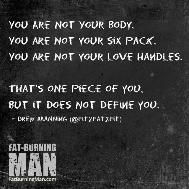 Have you ever heard of a trainer gaining 75 pounds on purpose? http://bit.ly/drewmanning