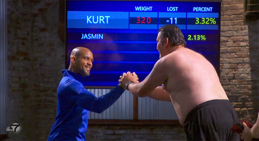 Kurt lost 37 pounds in the first 4 weeks on The Wild Diet and remains in 1st place for total weight loss! What will The Wild Diet do for you? http://bit.ly/ep34recap