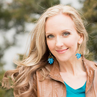 Alexandra Jamieson, Health coach, chef, and author of Women, Food & Desire