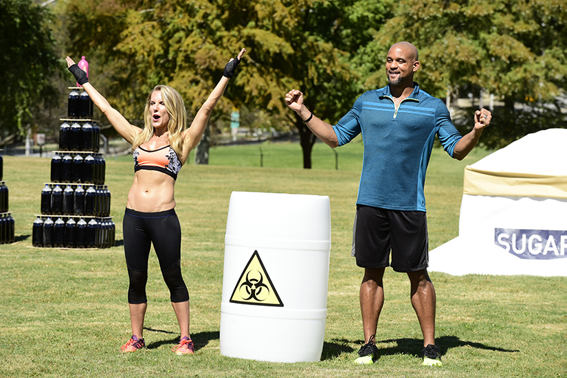 In case you missed it, Kurt and I won 1st place in 2 events straight out of the gate by dropping 21 pounds in 2 weeks with The Wild Diet: http://bit.ly/lose21lbs