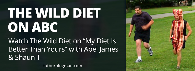 In My Diet Is Better Than Yours, star experts and trainers will coach overweight Americans on how to lose weight on their unique diet and fitness plans: http://bit.ly/abcwilddiet