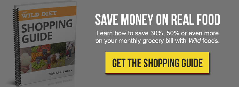 Save money on real food with our shopping guide: http://fatburningman.com/wild-diet/shopping-guide/