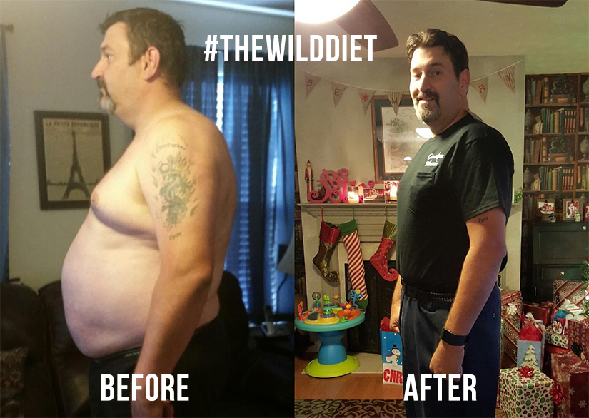 "Learn how Kurt dropped 87 pounds and 22% body in just 14 weeks on ABC's ""My Diet Is Better Than Yours"": http://bit.ly/finalerecap"