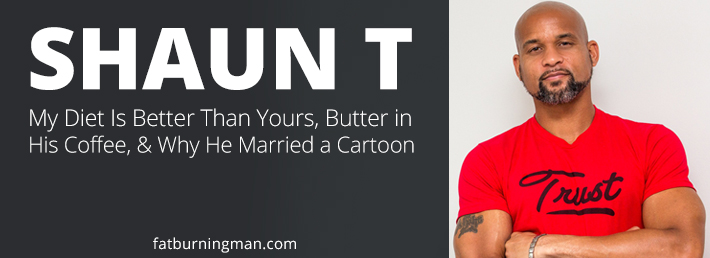 "Get the inside scoop on ""My Diet Is Better Than Yours"" in this interview with Shaun T: http://bit.ly/shauntfbm"