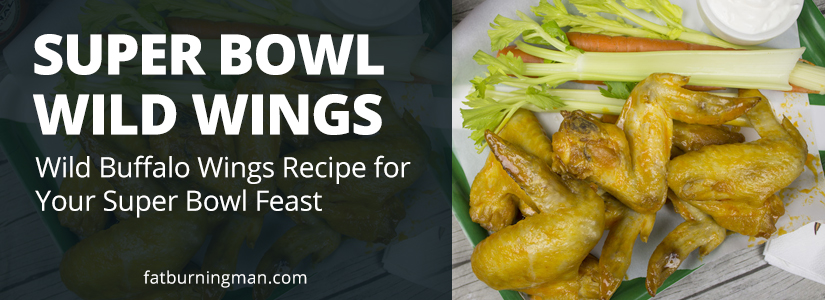 No matter if Peyton comes out victorious or chokes once again, these Wild Buffalo Wings will make this the best Super Bowl yet: http://bit.ly/wildwng