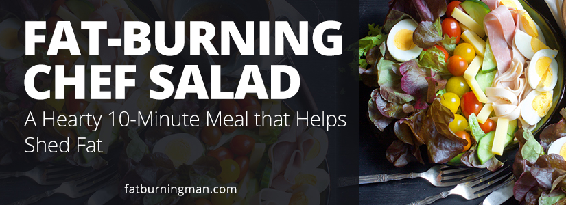 Make greens sexy again with this fat-burning chef salad: http://bit.ly/fatchefsalad