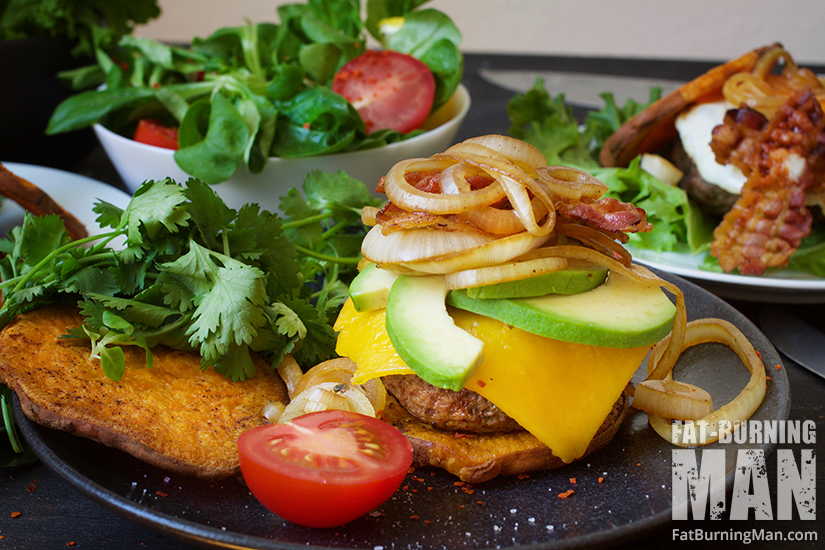 These juicy Cowboy Burgers piled high with bacon, jalapeños, sautéed onion & avocado will steal the show: http://bit.ly/cowboyburger
