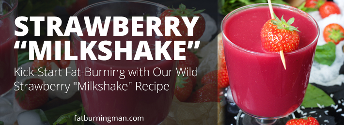 """This rich and creamy """"milkshake"""" is loaded with vitamins, healthy fats, and beneficial fiber to help you power through your morning: http://bit.ly/wildsb"""