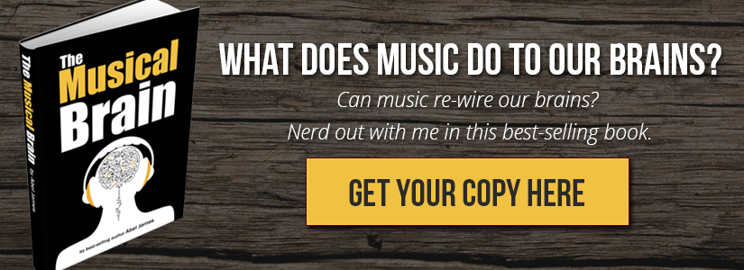 Can music re-wire our brains? Nerd out with me in this best-selling book: http://amzn.to/1ZKwPxN