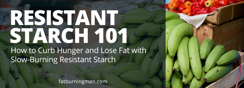 Resistant starch that can actually boost weight loss by regulating insulin, promoting gut health, and helping you feel fuller longer: http://bit.ly/rstarch