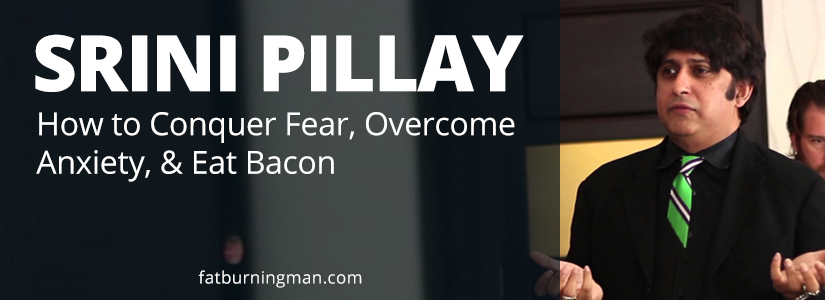 Learn how to overcome something that lurks deep down in all of us humans - fear: http://bit.ly/brainmakeover