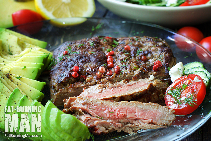 Ready to celebrate this beautiful weather? Here's a juicy steak recipe for you: http://bit.ly/28UNavS
