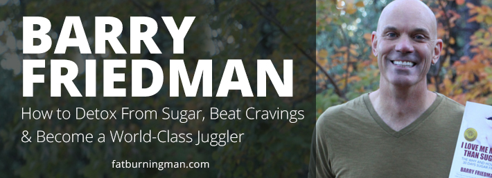 How to detox from sugar, beat cravings, & become a world-class juggler: http://bit.ly/28ON22n