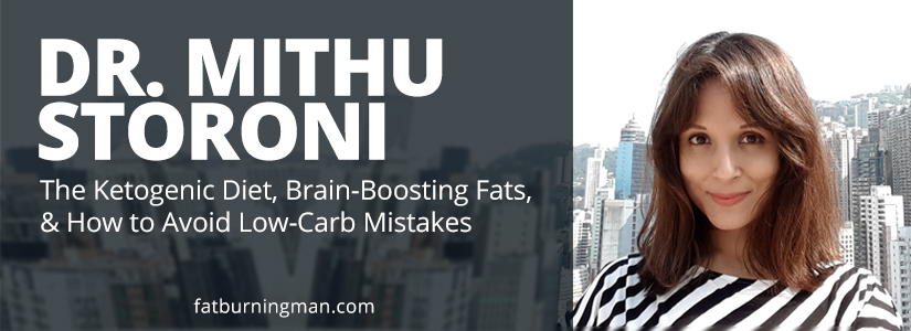 Dr. Mithu Storoni, who eats a diet of 70+% fat! You're about to learn the surprising reasons why: http://bit.ly/2a9vq2z